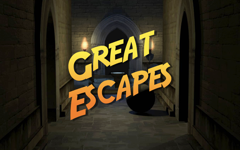 Announcing Great Escapes – Available Today!